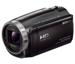 Save £90 at Currys on SONY HDR-CX625 Camcorder - Black