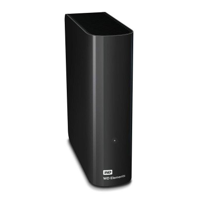 Save £58 at Ebuyer on WD Elements Desktop 6TB 3.5inch External HDD Black