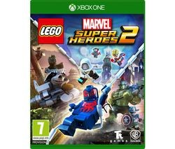 Save £3 at Currys on XBOX ONE LEGO Marvel Super Heroes 2