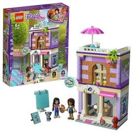 Save £4 at Argos on LEGO Friends Emma's Art Studio Playset - 41365