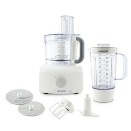 Save £15 at Argos on Kenwood MultiPro FDP641WH Food Processor - White/Grey