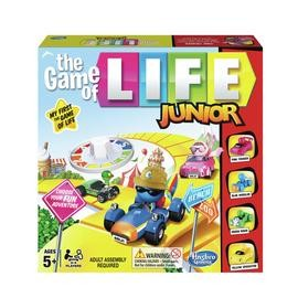 Save £3 at Argos on Game Of Life Junior Board Game from Hasbro Gaming