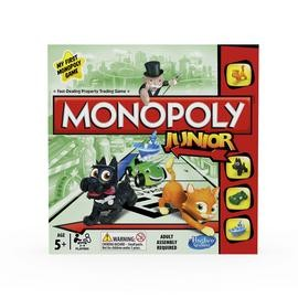 Save £3 at Argos on Monopoly Junior Board Game from Hasbro Gaming