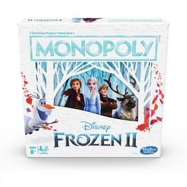 Save £4 at Argos on Monopoly Game: Disney Frozen 2 Edition Board Game