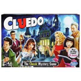 Save £4 at Argos on Cluedo Classic Board Game from Hasbro Gaming