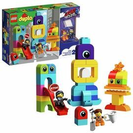 Save £4 at Argos on LEGO DUPLO LEGO Movie 2 Emmet and Lucy Playset - 10895