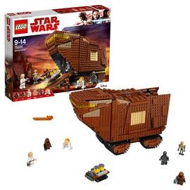 Save £20 at Argos on LEGO Star Wars Sandcrawler Building Set - 75220