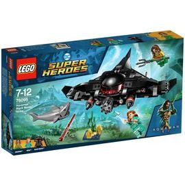 Save £6 at Argos on LEGO Super Heroes Aquaman: Black Manta Strike Boat Set-76095