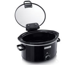 Save £7 at Currys on CROCK-POT CSC031 Slow Cooker - Black