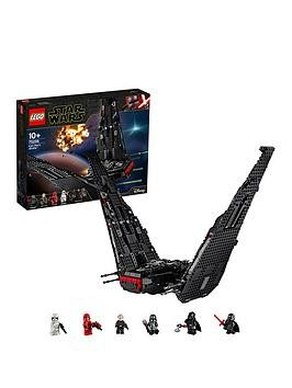 Save £11 at Very on Lego Star Wars 75256 Kylo RenS Shuttle Starship