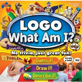 Save £2 at Argos on Drumond Park Logo What Am I? Board Game