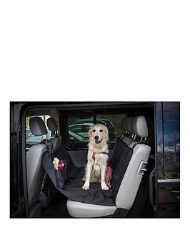 Save £6 at Very on Petface Waterproof Rear Car Seat Cover For Pets