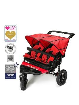 Save £126 at Very on Out N About Nipper Double V4 Pushchair