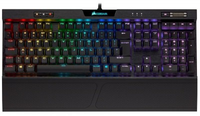 Save £23 at Ebuyer on CORSAIR K70 RGB MK.2 LOW PROFILE RAPIDFIRE Mechanical Gaming Keyboard