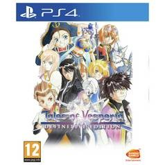 Save £10 at Argos on Tales of Vesperia Definitive Edition PS4 Game