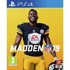 Save £25 at Argos on Madden 2019 PS4 Game
