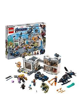 Save £8 at Very on Lego Super Heroes 76131 Compound Battle Set
