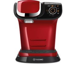 Save £61 at Currys on TASSIMO by Bosch My Way TAS6003GB Coffee Machine - Red