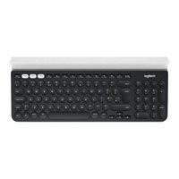 Save £9 at Scan on Logitech K780 Multi-Device Wireless Keyboard - DARK GREY/SPECKLED WHITE