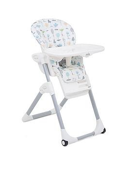 Save £15 at Very on Joie Joie Mimzy Highchair - Pastel Forest
