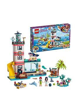 Save £6 at Very on Lego Friends 41380 Lighthouse Rescue Center Set