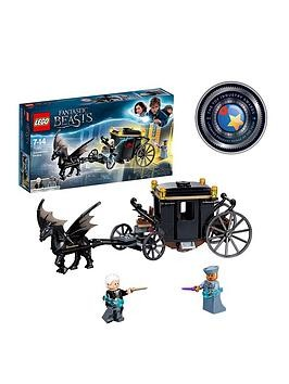 Save £2 at Very on Lego Harry Potter 75951 GrindelwaldS Escape