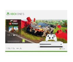 Save £50 at Currys on MICROSOFT Xbox One S with Forza Horizon 4 & LEGO Speed Champions