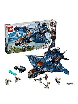 Save £8 at Very on Lego Super Heroes 76126 Ultimate Quinjet Toy