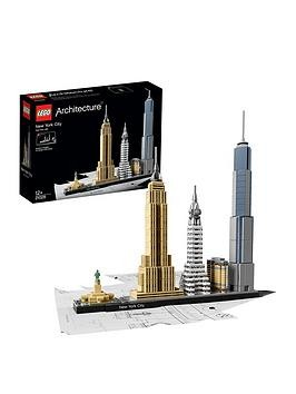 Save £5 at Very on Lego Architecture 21028 New York City