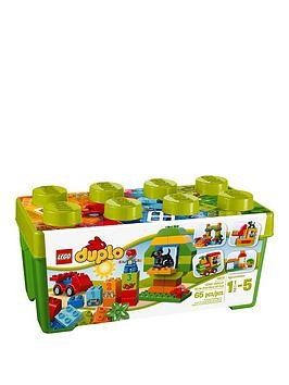 Save £5 at Very on Lego Duplo 10572 All In One Green Box Of Fun