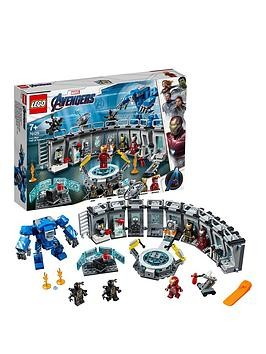 Save £9 at Very on Lego Super Heroes 76125 Iron Man Hall Of Armor