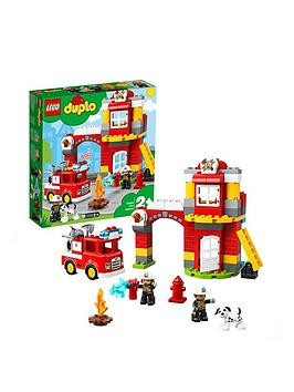 Save £5 at Very on Lego Duplo 10903 Fire Station