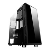 Save £15 at Scan on GameMax Kage Mid Tower Chassis, Tempered Glass, Radiator Support, ATX/MicroATX/Mini-ITX