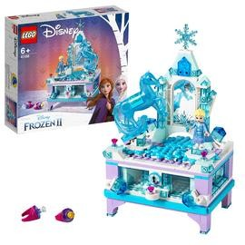 Save £9 at Argos on LEGO Disney Frozen II Elsa's Jewelry Box Creation Set -41168
