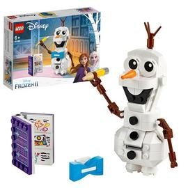 Save £2 at Argos on LEGO Disney Frozen II Olaf Figure Playset - 41169