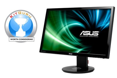 Save £47 at Ebuyer on Asus VG248QE 24 144Hz 1ms Gaming Monitor