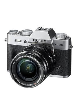 Save £221 at Very on Fujifilm Fujifilm X-T20 With Xf18-55Mm Lens (Black)