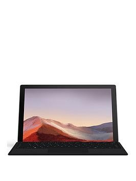 Save £250 at Very on Microsoft Surface Pro 7 12.3In Intel Core I5 8Gb Ram 128Gb Ssd 2 In 1 Laptop With Type Cover Black