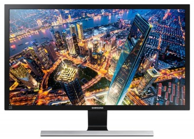 Save £65 at Ebuyer on Samsung UE590D 28 Ultra HD FreeSync Gaming Monitor