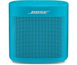 Save £31 at Currys on BOSE Soundlink Color II Portable Bluetooth Wireless Speaker - Aqua
