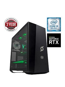 Save £300 at Very on Zoostorm Stormforce Prism Intel Core I9K Processor, Geforce Rtx 2080Ti Graphics, 16Gb Ram, 2Tb Hard Drive  500Gb Ssd Gaming Pc