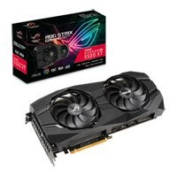 Save £38 at Scan on ASUS Radeon RX 5500 XT ROG STRIX OC 8GB GDDR6 PCIe 4.0 Graphics Card, 7nm RDNA, 1408 Streams