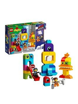 Save £6 at Very on The Lego Movie 2 10895 Emmet And Lucy'S Visitors From The Duplo Planet