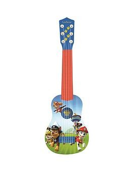 Save £7 at Very on Lexibook Paw Patrol My First Guitar - 21-Inch