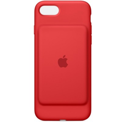 Save £81 at Ebuyer on Apple iPhone 7 Smart Battery Case - (PRODUCT)RED