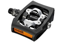 Save £3 at Evans Cycles on Shimano T400 Click'R Pedals - Pop-up Mechanism - Non Retail Packaged