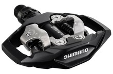 Save £6 at Evans Cycles on Shimano M530 SPD Trail Wide Pedals - Non Retail Packaged
