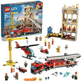 Save £20 at Argos on LEGO City Fire Downtown Fire Brigade Building Set - 60216