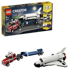 Save £5 at Argos on LEGO Creator Shuttle Transporter Helicopter & Car - 31091