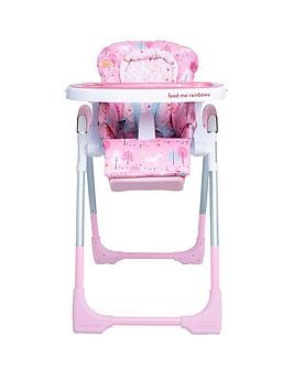 Save £20 at Very on Cosatto Cosatto Noodle Supa Highchair - Unicorn Land